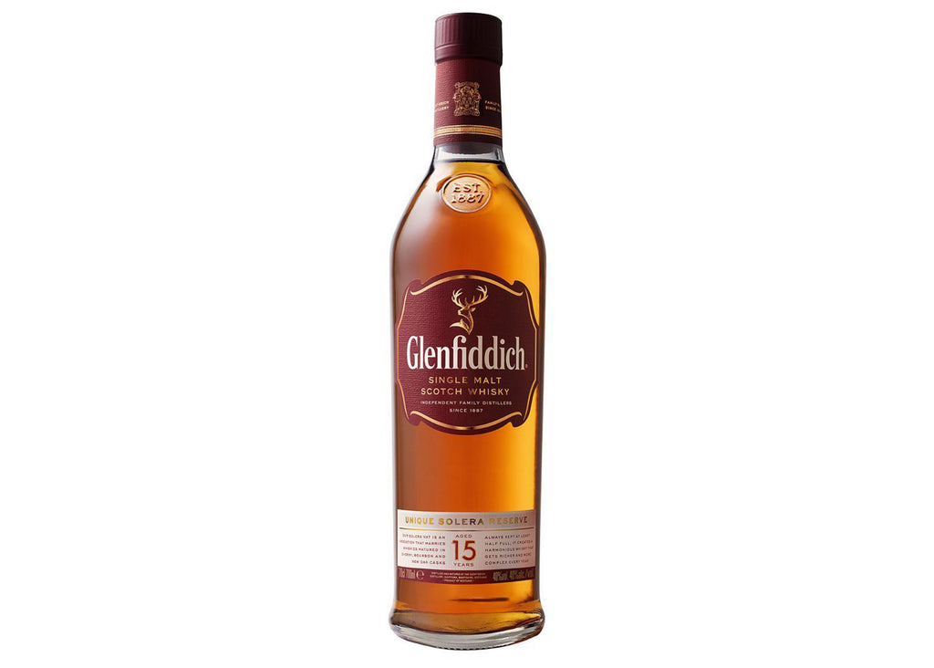 Glenfiddich 15 Year_ AUTOBAR