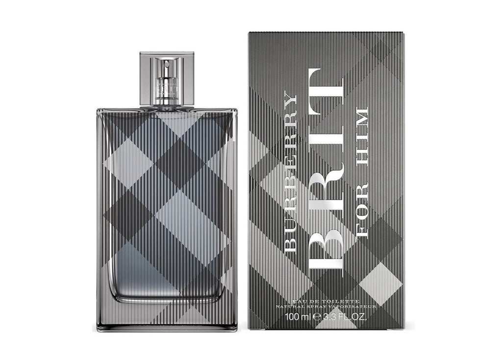 Burberry Brit For Him - Eau de Toilette -100 mL_ Moustapha Labban