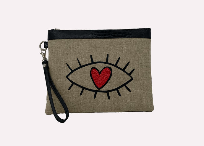 Pop Up Beirut | Eye on You Pouch