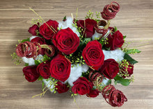 Load image into Gallery viewer, Holiday Roses - Presentail SAL