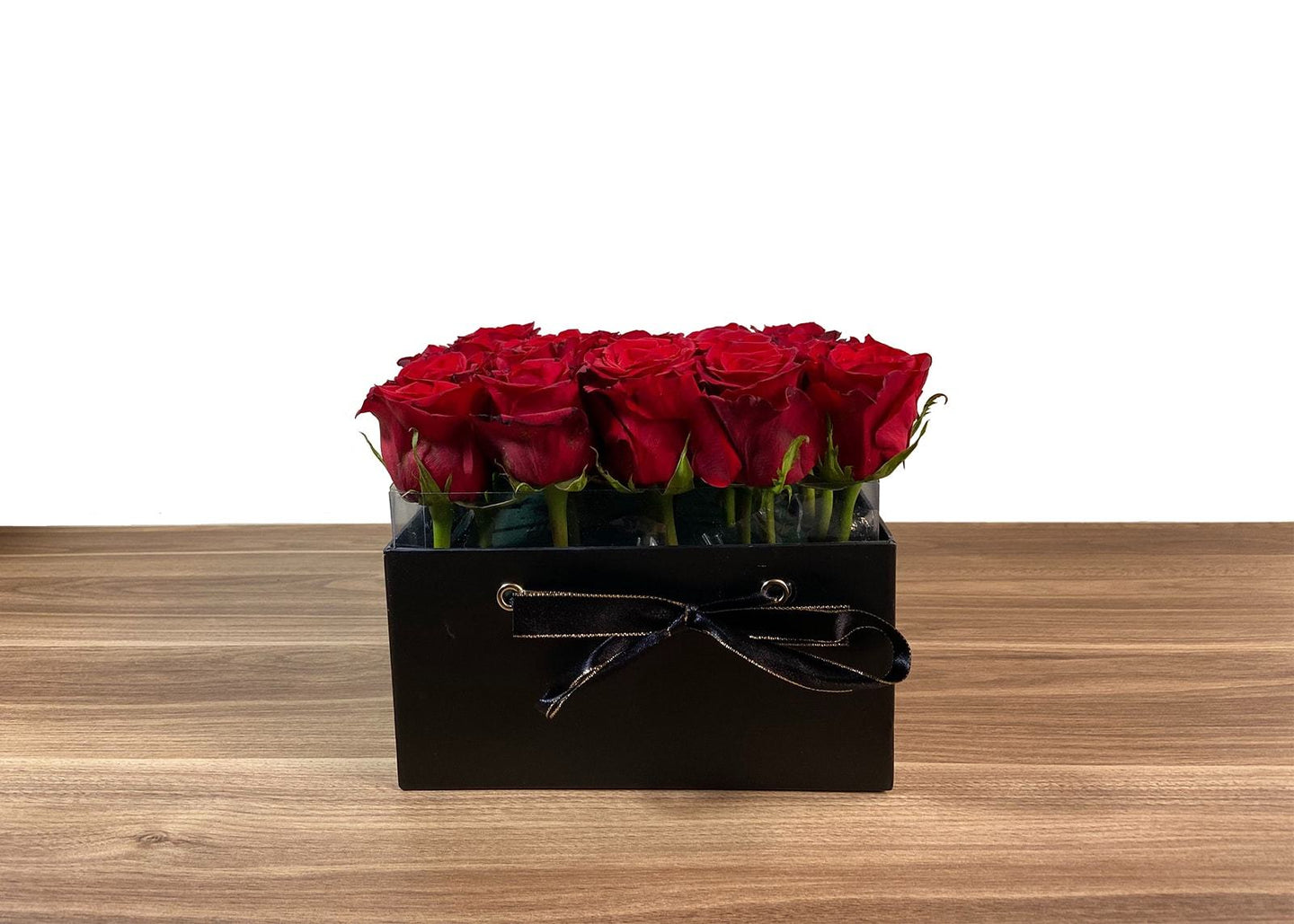 Large Red Roses Box - Presentail | Send gifts to Lebanon!