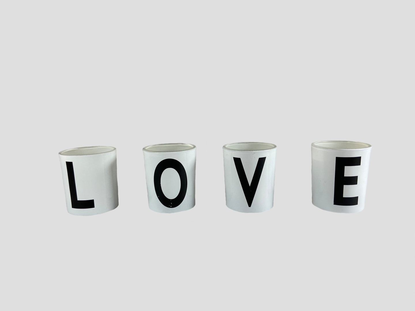LOVE Candles - Presentail SAL