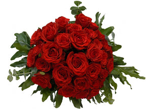 Red Love Bouquet - Presentail SAL