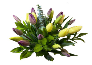 Tulip Bouquet - Presentail | Send gifts to Lebanon!