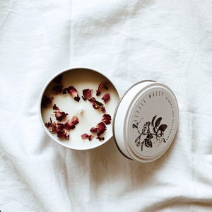 Botanical Candles by Little Maisy