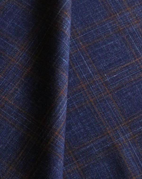 Caccioppoli - Bespoke Wool/Silk/Linen Jacketing