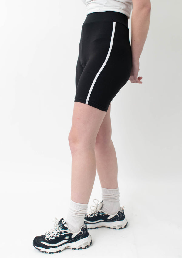 Future Apparel - Black Cycling Shorts