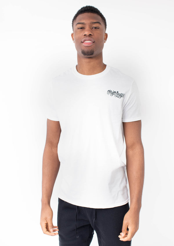 Major League - Black and white T shirt
