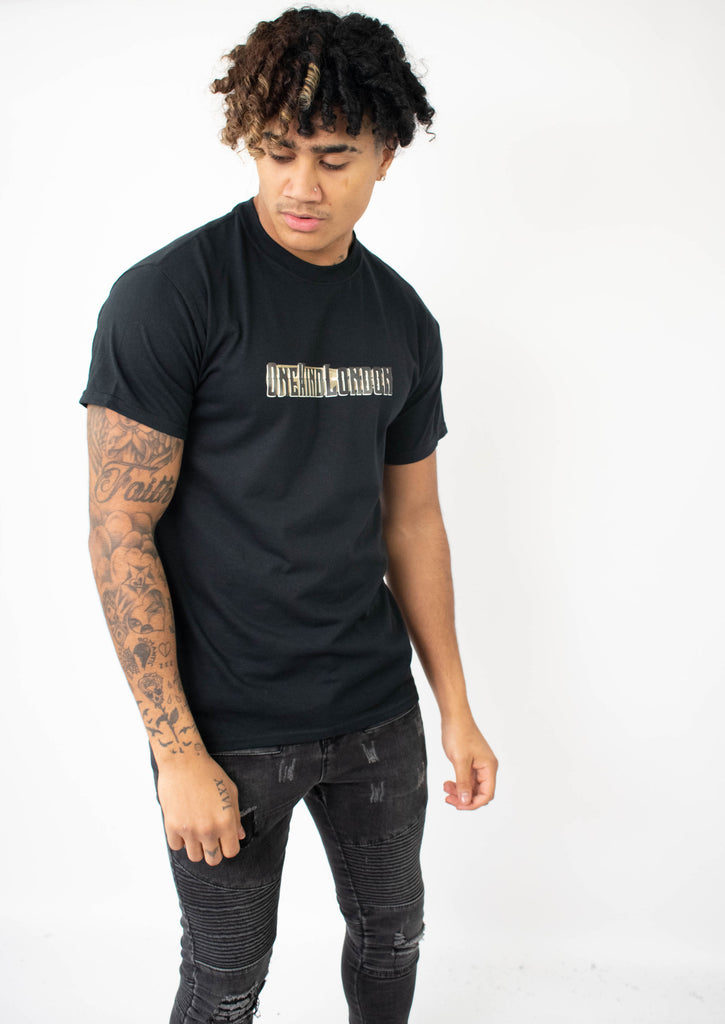 Street Secret - Black T-shirt