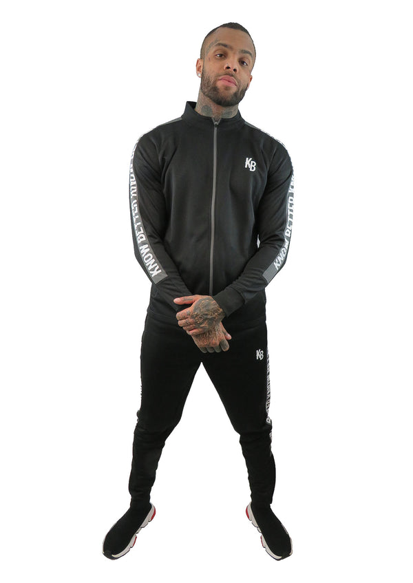 Street Secret - Know Better Tracksuit Top