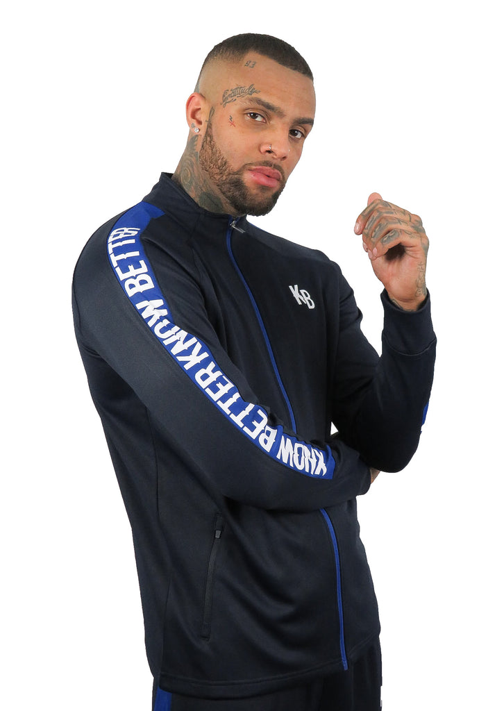 Street Secret -Know Better Tracksuit Top