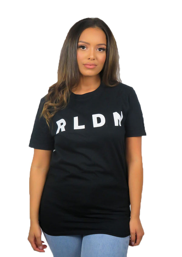 RLDN Black T-Shirt - STREET SECRET