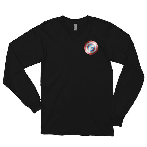 Shield Long sleeve t-shirt