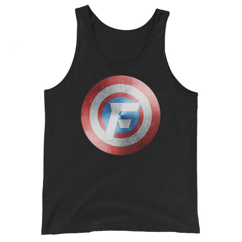 Fusion Shield Unisex Tank Top