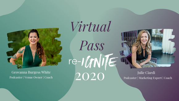Virtual Pass - re-IGNITE 2020 Mastermind