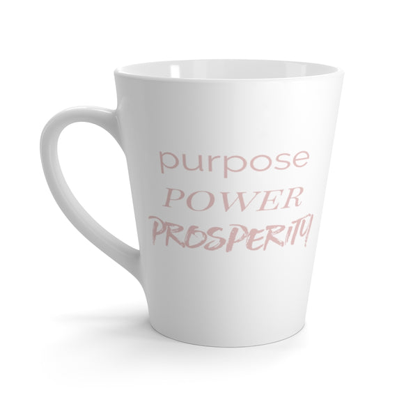 Purpose Power Prosperity