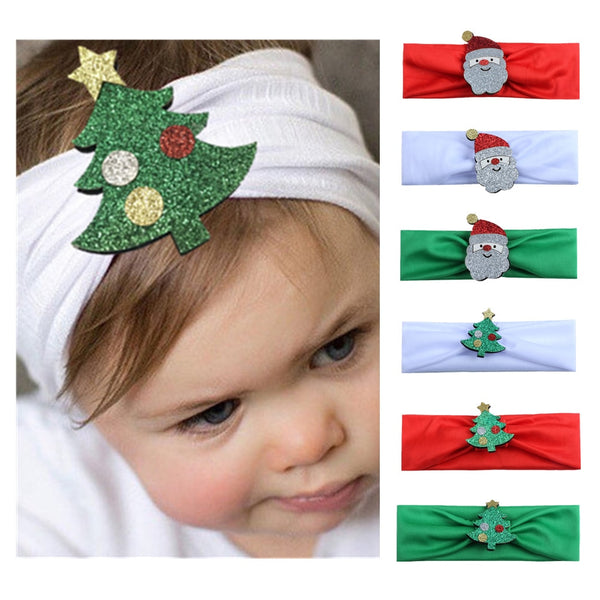 Christmas Headbands - tinyjumps