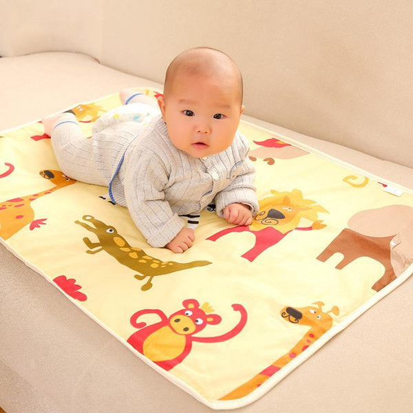 Water Proof Diaper Changing & Protection Mat - tinyjumps