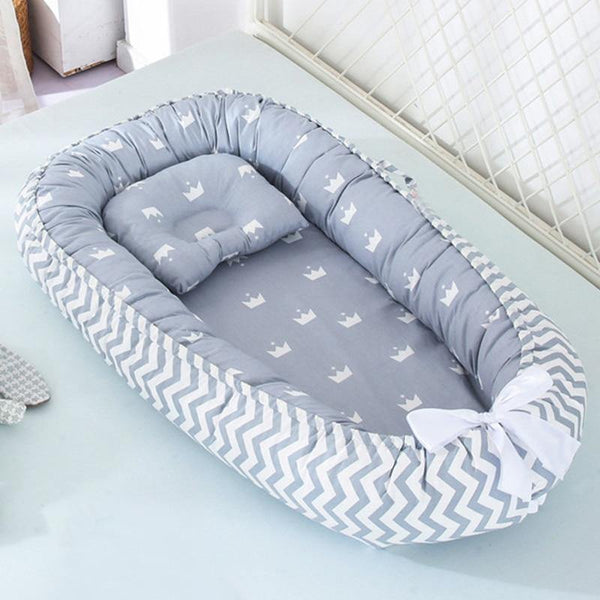 Baby Nest Bed - tinyjumps