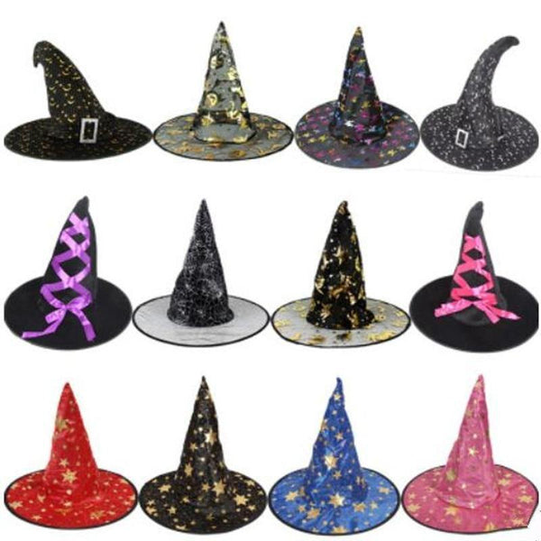 Children Witch Hats - tinyjumps