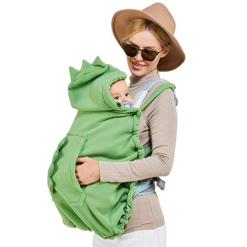 Adorable Baby Carrier Warm Hoodie - tinyjumps