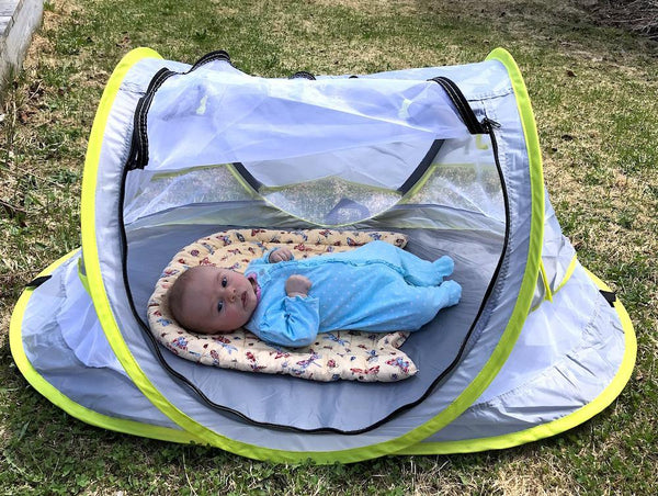 AllProtected™ Baby Outdoor Net Tent - tinyjumps