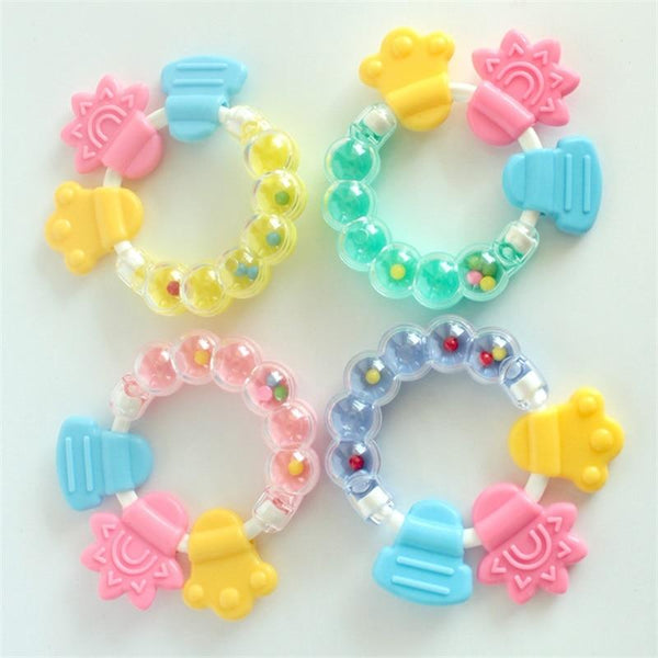 Colorful Baby Teether - tinyjumps