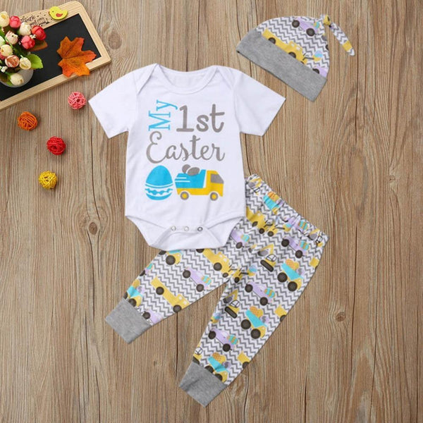 My First Easter Romper - tinyjumps
