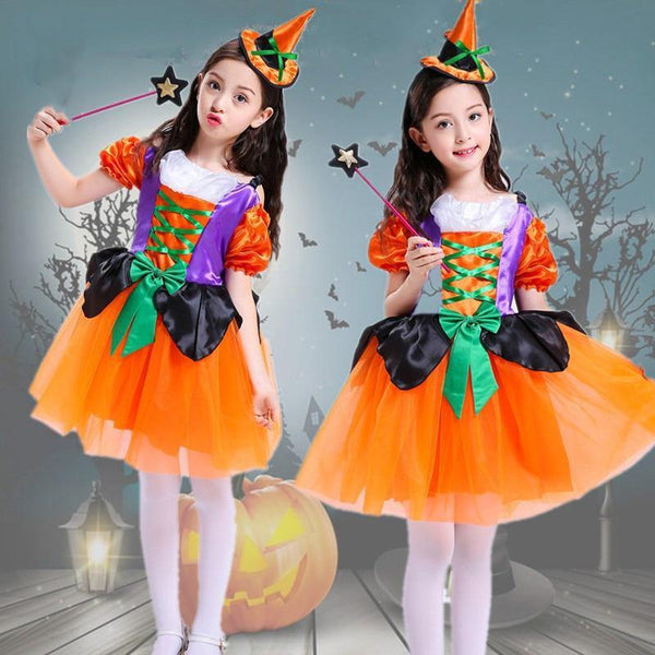 Kids' Halloween Witch Costumes - tinyjumps
