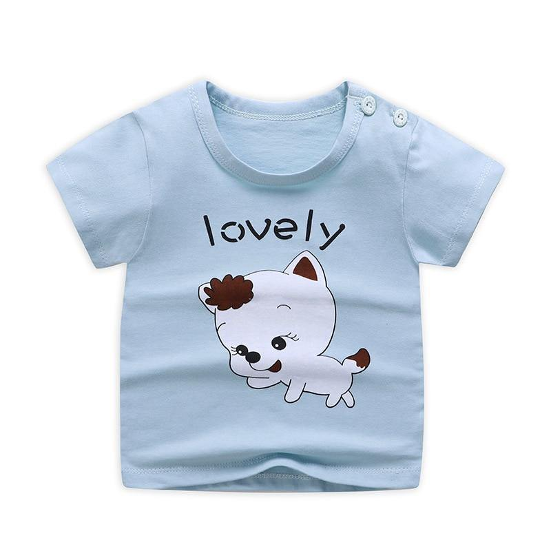 Kids' Playful Summer T-shirts - tinyjumps