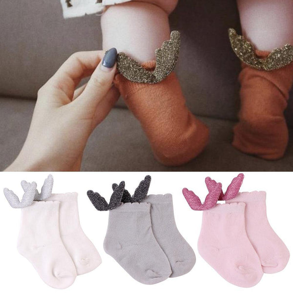 Angel Wings Anti-Slip Socks - tinyjumps