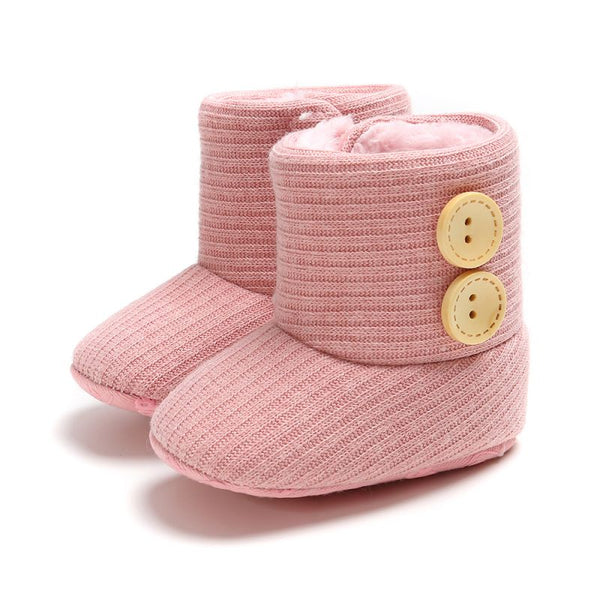 Knitted Ankle Boots - tinyjumps