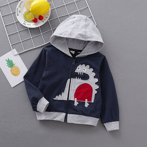 Dragon Hooded Sweatshirt - tinyjumps