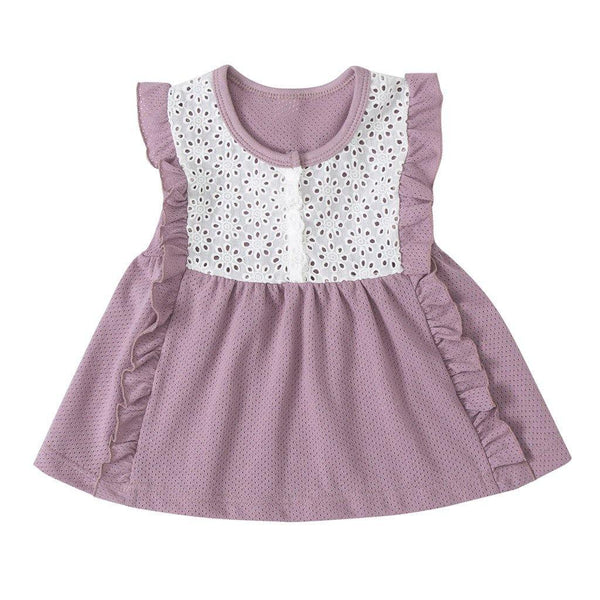 Baby Girl Summer Dress - tinyjumps