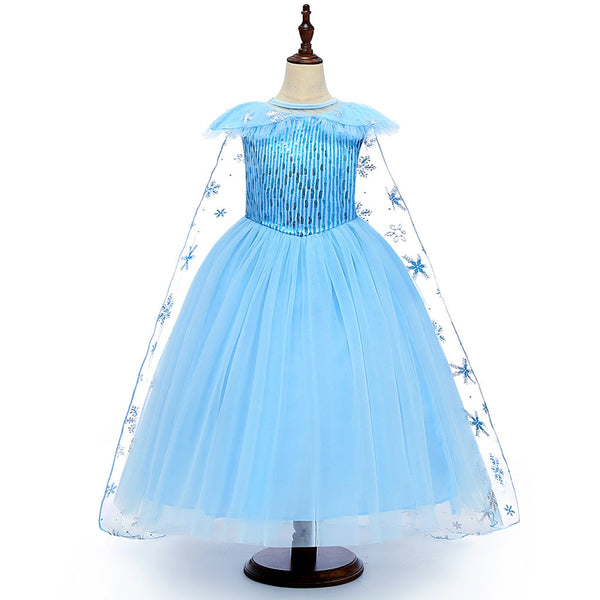 Elsa Ball Gown - tinyjumps