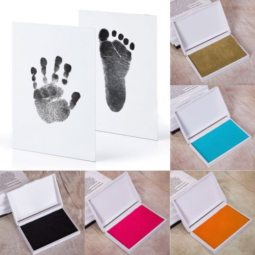 Hand & Foot Print Ink Pad - tinyjumps