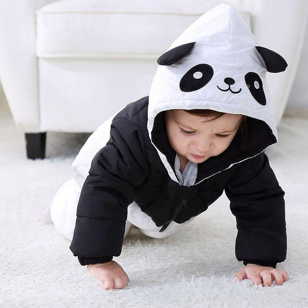 Little Panda Jumpsuit - tinyjumps