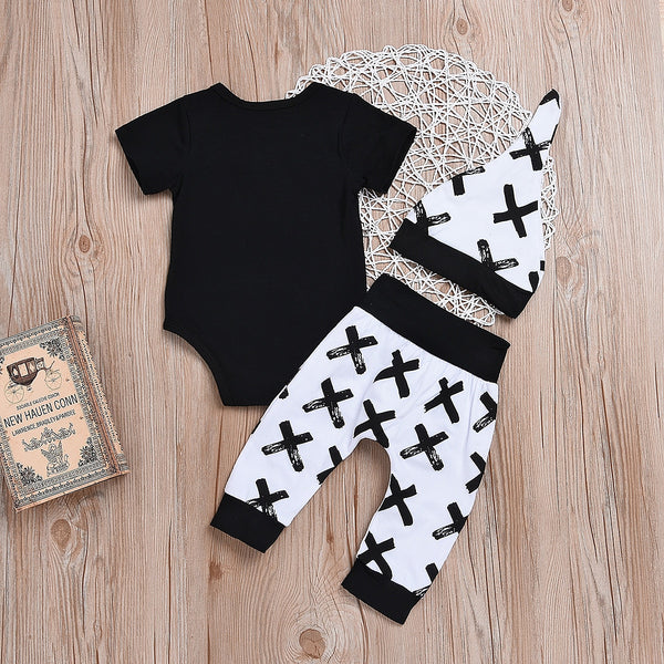 Matchless Mama Romper Outfit - tinyjumps