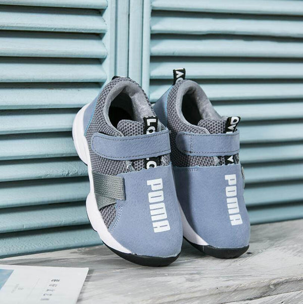 Sporty Strap Sneakers - tinyjumps