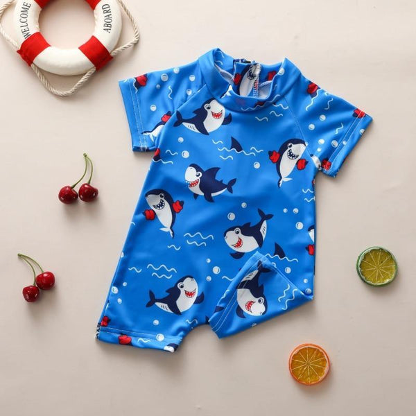 Baby Shark Bathing Suit - tinyjumps