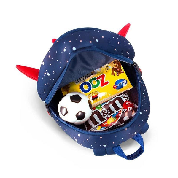 3D Rockets Anti lost School Bags - tinyjumps