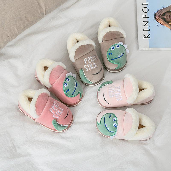 BEDROOM WARM SHOES FOR CHILDREN - tinyjumps