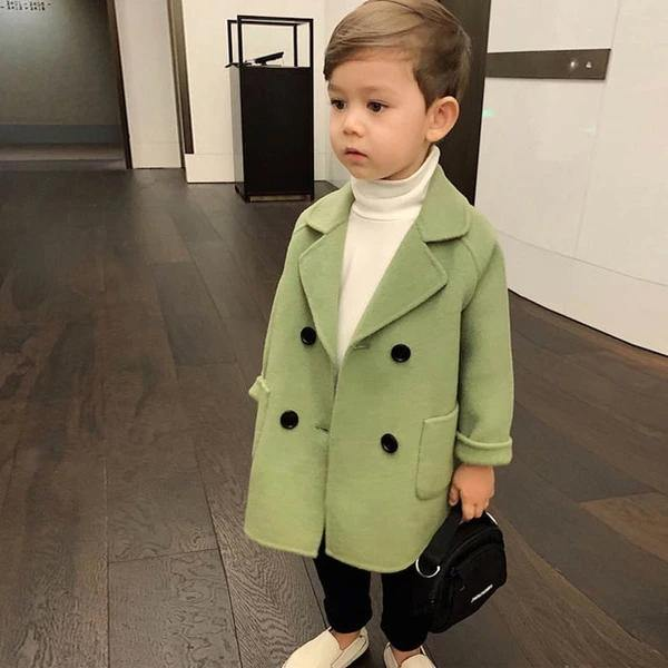 Kids' Oversized Coat - tinyjumps