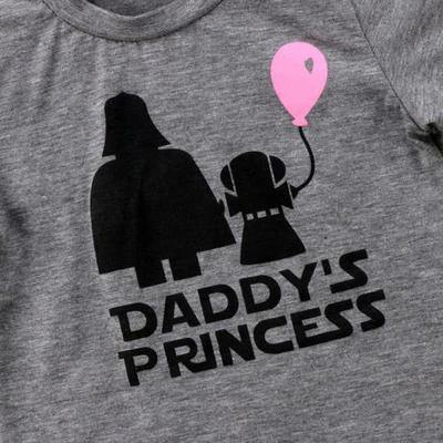 Daddy's Princess S. Wars Edition - tinyjumps