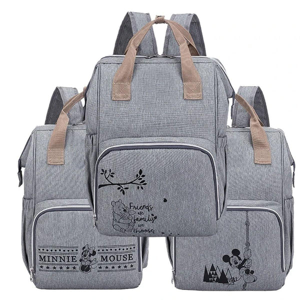 Backpack Diaper Bag - tinyjumps