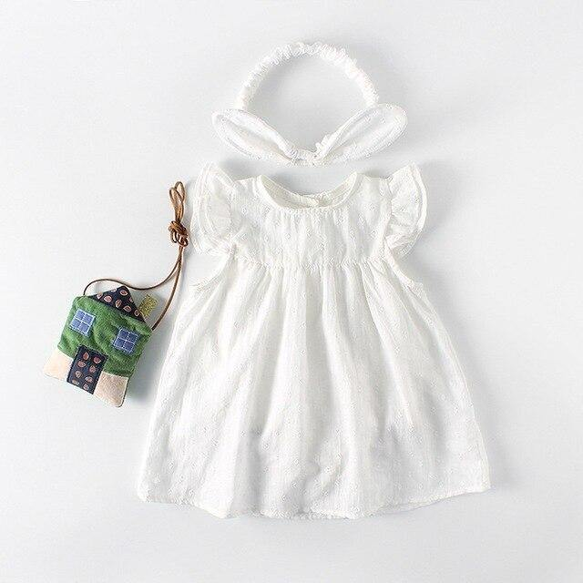Princess Baby Romper Dress - tinyjumps