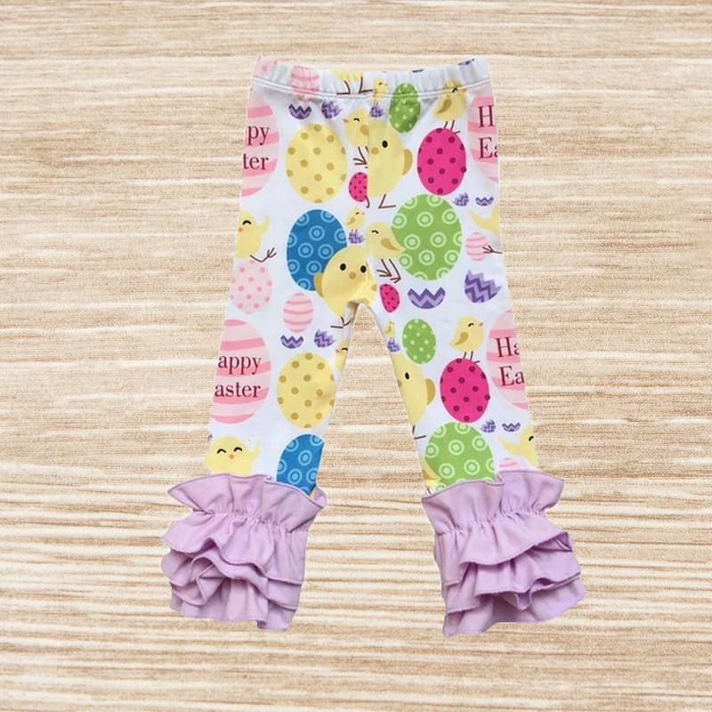 Multi-Color Icing Ruffle Leggings - tinyjumps