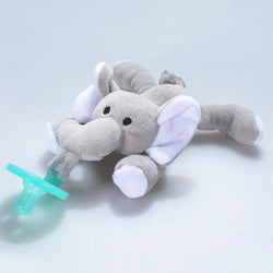 Plush Elephant Soother - tinyjumps