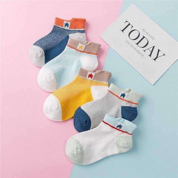 Children Cotton Socks - tinyjumps