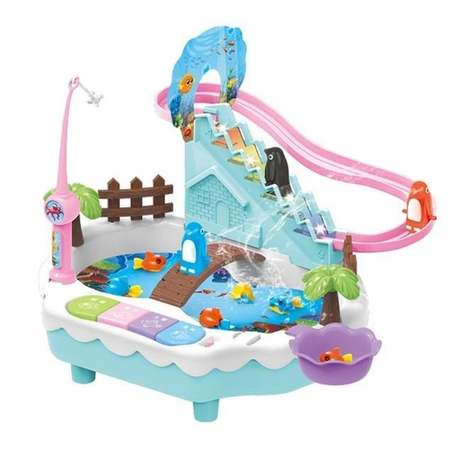 Marine Life Penguin Toy Set - tinyjumps